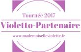 macaron violetto partenaire